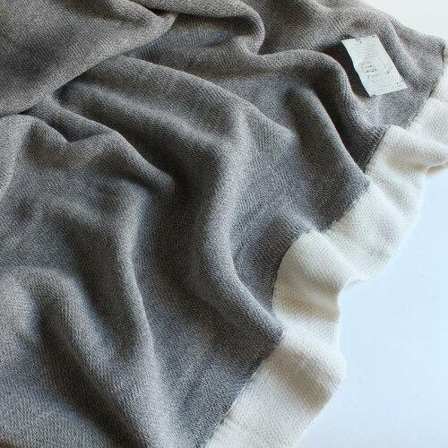今治タオル コンテックス スロー&ブランケットImabari Towel Kontex Throw & Blanketツートン Two...