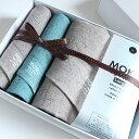 今治タオル コンテックス MOKU モク ギフトセットImabari Towel Kontex MOKU GiftSetSize L 2枚 x Size M 2枚ギフトラッピング無料 のし無料
