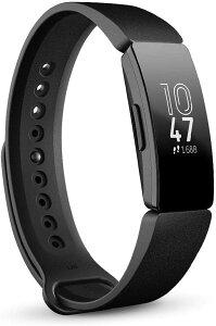 スマートウォッチ Fitbit Inspire フィットビット インスパイア フィットネストラッカー 黒 Black 並行輸入品 FB412BKBK-FRCJK fitbit inspire fitibit