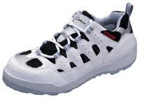 安全靴 シモン simon 8800白黒 安全靴スニーカー(773307)