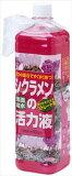 【花ごころ】シクラメンの底面給水活力液(1L)/1個 【M】