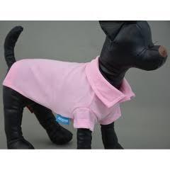 【PET】【なごみ】セール特価10%off ペット用 スタンダードポロシャツ5号 色:1ピーチ JAN:4580418466279(株式会社なごみ)【T】
