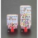 【◆◇マラソン!ポイント2倍!◇◆】エスコ ESCO 耳 栓 /カラフル (ディスペンサー付/250組) EA800VH-24 [I260106]