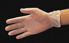 ESCO保護具ならダイシン工具箱におまかせ!エスコ ESCO [S] プラスティック手袋(100枚) EA3...