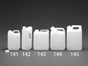 エスコ ESCO 100x 178x238mm/3L ポリ容器 EA508AJ-143 [I270102]