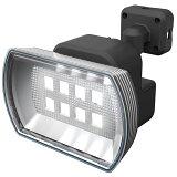 プロモート フリーアーム式LEDセンサーライト(4.5Wワイド) 「乾電池式」 防雨型 LED-150 LED-150DS [E010704]