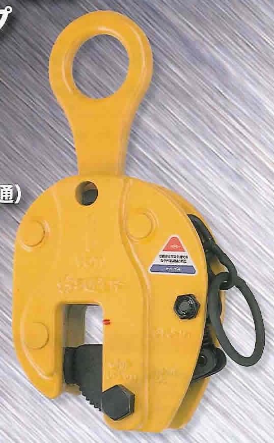 スーパーツール 【代引不可】【直送】 立吊りクランプ(ロックハンドル式) SVC10WH [A020124]:DAISHIN工具箱