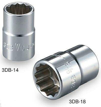 締付工具, ソケットレンチ用ソケット 20P14 TONE 12 3DB-20 A010604