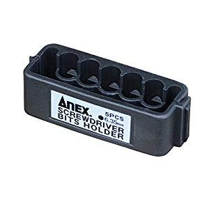 アネックス ANEX ビットホルダー5本収納タイプ H6.35mm対応 ABH-05 [A080421]
