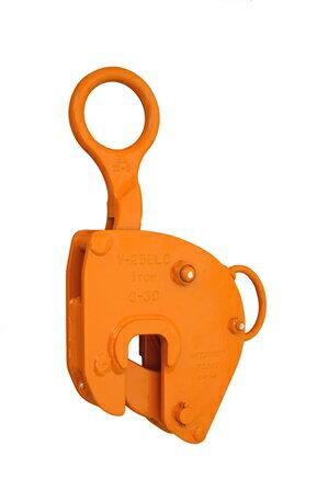 【◆◇4時間限定!最大P10倍!◇◆限定期間注意!】ネツレン  竪吊クランプ 1ton V-25ELC型 [A020124]:DAISHIN工具箱