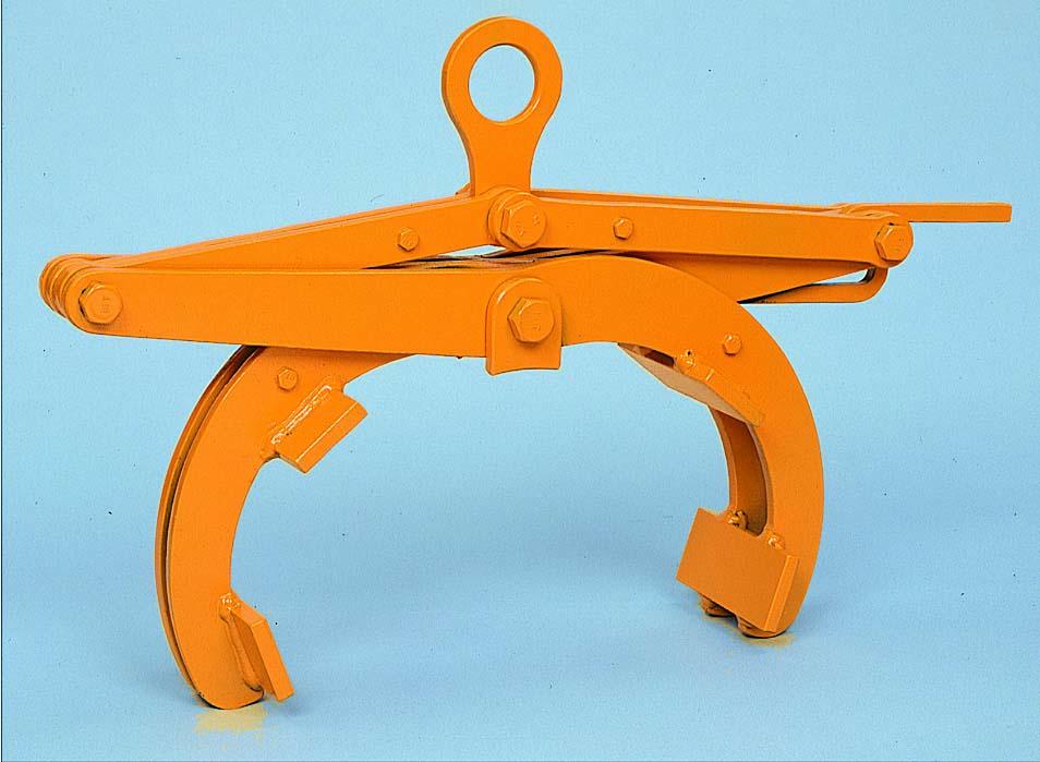 ネツレン  丸棒吊クランプ 1/2ton PB-H型 [A020124]:DAISHIN工具箱