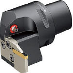 ワルタージャパン  溝入れモジュール NCLE25-C400L-GX24-4-21 [A071727]:DAISHIN工具箱
