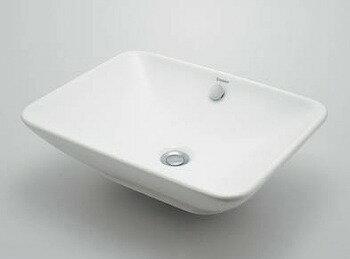 カクダイ KAKUDAI 【代引不可】【直送】 角型洗面器 #DU-0334520000 [A150101]:DAISHIN工具箱