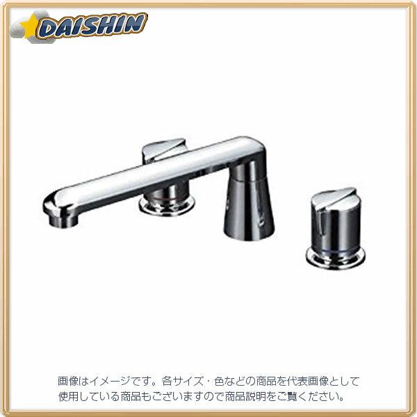 KVK  2ハンドル混合栓 ユニオン接続 KM83G [A150201]:DAISHIN工具箱