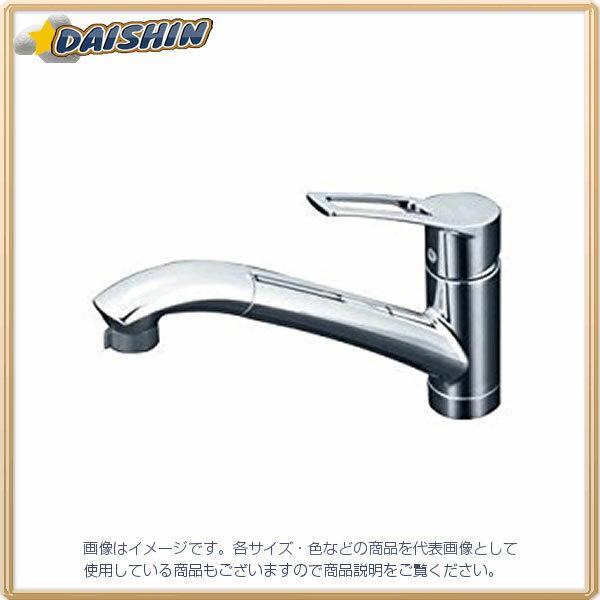 KVK  寒 流し台シャワー混合栓 KM5031ZT [A150201]:DAISHIN工具箱