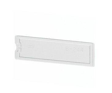 【◆◇マラソン!ポイント2倍!◇◆】アズワン AS ONE B5カセッター B5-244型仕切板 3-271-08 [A100705]