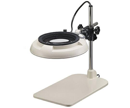 アズワン AS ONE 【代引不可】【直送】 LED照明拡大鏡ENVL-B型6倍 2-3091-13 [A100609]