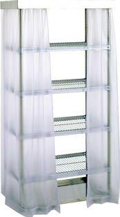 キャニオン 【代引不可】【直送】 ステンレスドライシェルフ DSS-2554PE [A170224]:DAISHIN工具箱