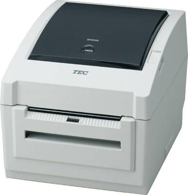 東芝テック 【代引不可】【直送】 TEC ラベルプリンターB-EV4D-GC27-R B-EV4D-GC27-R [F020314]:DAISHIN工具箱