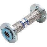 南国フレキ工業  NFK  加圧送水装置用 10Kタイプフレキ  継手SS400 125Ax100 NK9510-125-1000 [A150504]:DAISHIN工具箱