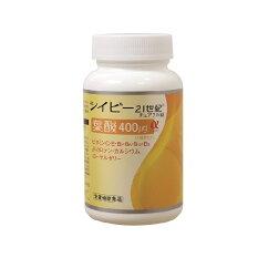 シイビー21世紀 葉酸400μgアルファ チュアブル錠栄養補助食品 60g/60粒