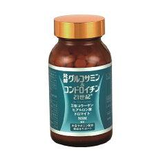 発酵グルコサミン&コンドロイチン 21世紀栄養補助食品 90g/300mg×300粒