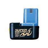 日立電動工具(HITACHI) ニッケル水素電池[EB1233X] 12V(3.3Ah) 充電工具