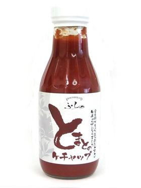 ふらのトマトケチャップ/マルハニチロ北日本 富良野のお土産