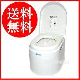 【送料無料】山崎産業ポータブルトイレポータブルトイレP型 (簡易トイレ)