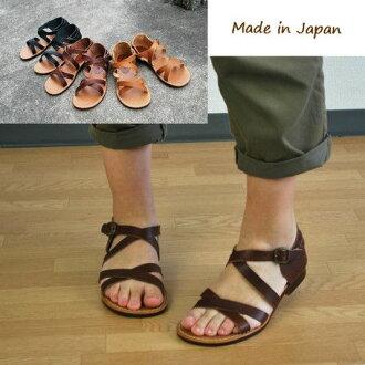 可愛涼鞋婦女取得的涼鞋婦女鞋涼鞋皮革涼鞋 (自然) 涼鞋 strapsandalsandal 在日本國內的涼鞋鞋涼鞋帶涼鞋鞋涼鞋高跟鞋涼鞋