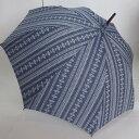 期間限定 日傘 レディース 傘 日本製 晴雨兼用 国産品 綿生地 インディゴ ジャガード 雨傘 ファッション雑貨 女性用 コーデ 日焼け対策 ※fu