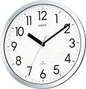 期間限定 掛け時計 メンズ レディース 時計 シチズン掛時計 スペイシーM522 4MG522-050 シチズン ※fu