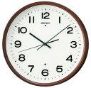 期間限定 掛け時計 メンズ レディース 時計 セイコー 電波掛時計 Natural Styleシリーズ 曲げ木を使ったモデル KX207B ※fu