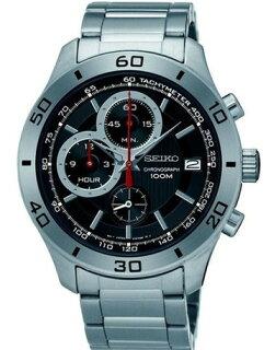 腕時計メンズセイコー海外モデルクロノグラフSSB187P1メンズ腕時計