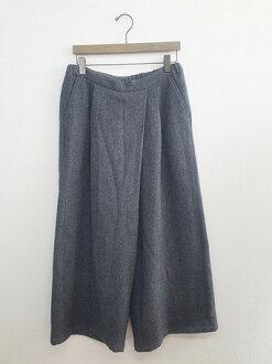 裙褲婦女裙子 crea delice 牧人褲裙褲固體女士裙子流行