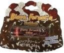 アメリカンケーキリップバームAブラックフォレストチョコレートケーキ フレーバーリップ リップクリーム リップバーム 唇 保湿 バレンタイン ホワイトデー
