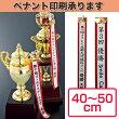 優勝カップ用ペナント・プリント加工費(長さ40cm・50cm)[D]