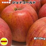 りんご 訳あり 10Kg 青森県 ジョナゴールド 10kg 送料無料 ご家庭用 糖度保証 青森県産 青森県 当店のりんごは糖度保証 毎日の健康の為に、そのままでもジュースにしても