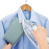 ダイヤセラミックスアイロンミトンスタンダード|アイロンプレスコンパクト小さい部分襟裾袖ハンガーにかけたまま掛けたまま仕上げぽっきりポッキリ1000円買い周り買い回り