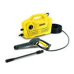 ケルヒャーKARCHER高圧洗浄機K2クラシック洗車水洗い簡単洗浄お掃除清掃クリーナー