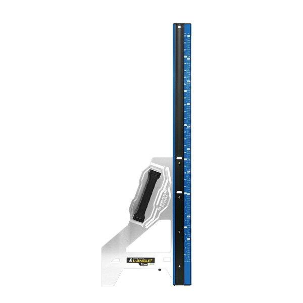 シンワ測定丸ノコガイド定規エルアングルPlus併用目盛1m73152
