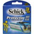 【定形外&ネコポス対応】シック プロテクター スリー(替刃8コ入)Schick Protector 3※こちらの替え刃については、4個入り×2個で発送させていただきます