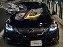 GSヘッドライト19系LラインヘッドライトV2流れるウインカーシーケンシャルウインカー78WORKS(S273
