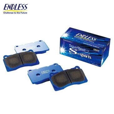 【ノア ブレーキパッド】ZRR80/85(Si) H26.1〜 リア SSS エンドレス/ENDLESS (EP509