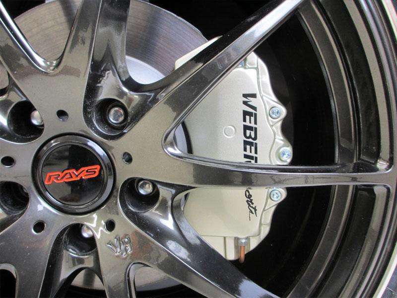 【エスティマ キャリパーカバー】 ACR50W/ACR55W エスティマ 06.01〜 2400cc 一台分