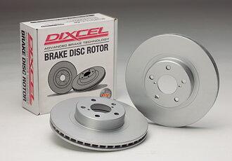【CR-V ブレーキローター】ディクセル RM1/RM4 PDタイプ フロント用 3315055