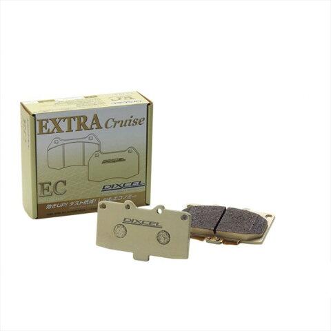 フレアゴン ブレーキパッド MM21S 12/06-13/04 フロント ECタイプ ディクセル/DEXCEL (371082
