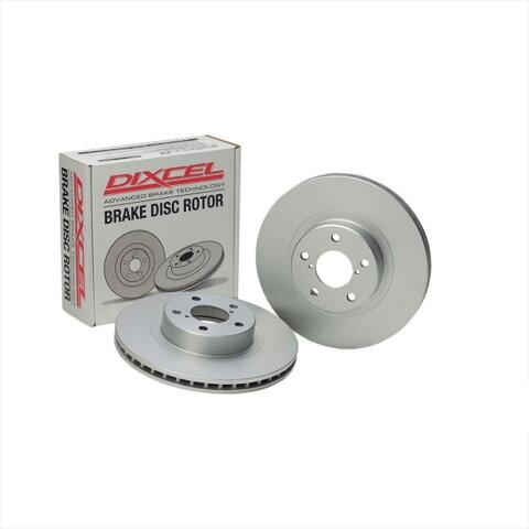 フレアゴン ブレーキローター MM21S 12/06-13/04 フロント PDタイプ ディクセル/DEXCEL (3714033
