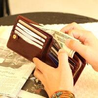Dakotablacklabelダコタブラックレーベル2つ折り財布ステファノ