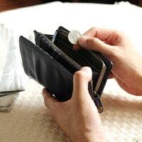 Dakotablacklabelダコタブラックレーベル2つ折り財布ベルク